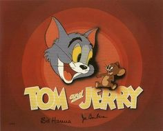 Tom & Jerry I loved them then and I still watch them now. I even have them on my checks. Now this is a REAL CARTOON!