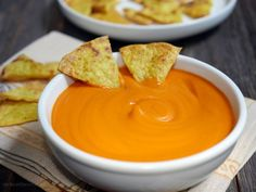 Sweet Potato Nacho �Cheese� Dip