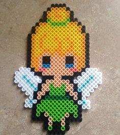 Tinker Bell Perler by ghibligirl95