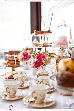tea time a l anglaise a la patisserie de farine et d eau fraiche