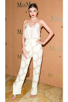 5) Miranda Kerr