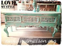 Handcrafted furniture Ma Maison...