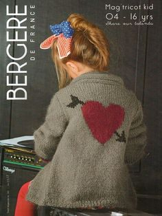Bergere de France Magazine 163 - Tricot Kid 4-16 Years