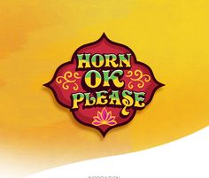 "Check out this @Behance project: ""Horn OK Please"" https://www.behance.net/gallery/34280143/Horn-OK-Please"