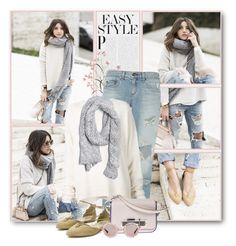 """""""Easy Going"""" by brendariley-1 ❤ liked on Polyvore featuring rag & bone, URBAN ZEN, Nordstrom, Fendi, Miu Miu, women's clothing, women, female, woman and misses"""