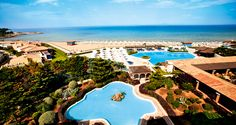 «Aldemar Olympian Village Thalasso» Bungalow, Olympians, Decoration, Greece, River, Club, Mansions, House Styles, Places