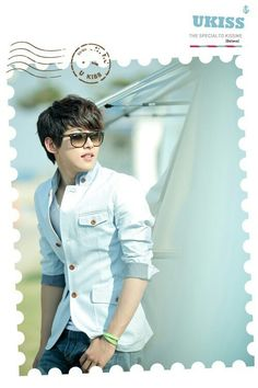 I'm gonna miss seeing you in U-KISS Dongho:'( Hope you can live a comfortable life. Saranghae♥