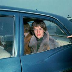 Mick Jagger, 1965.