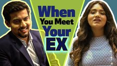 THE INTERVIEW : When You Meet Your EX | Aashqeen