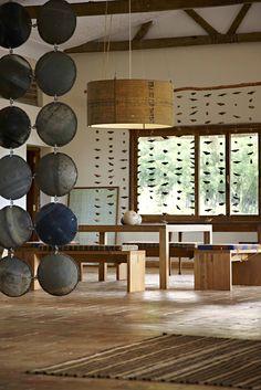 Cultured Dwellings --- regional associates / kyambura gorge lodge, queen elizabeth national park uganda