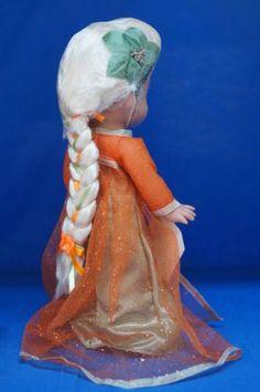 Frozen-Anna-Elsa-Boo-Fall-2014-Doll-Set-Precious-Moments-Disney-5039-5040-Signed