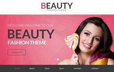 Beauty – Fashion Bootstrap Theme. Bootstrap Themes. $11.00