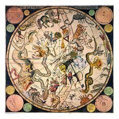 Celestial Hemisphere, 1790 Prints by James Barlow at AllPosters.com 20