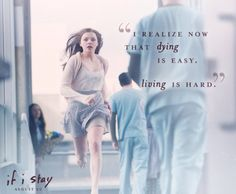 If I Stay Movie Quote Based on the book of the same name, see Chloe Grace Moretz in If I Stay - in cinemas August Take a look. Stay Quotes, Film Quotes, Book Quotes, Sad Movie Quotes, Drama Quotes, Quotes Quotes, Book Tv, Book Nerd, The Book