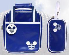 Retro Disney bags.