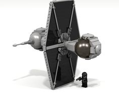 TIE Bizarro originally from the 1999 video game Star Wars: X-Wing Alliance
