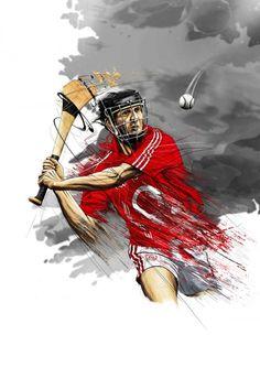 Illustrations-By-Tomasz-Usyk irish images, irish design, sport inspiration, Art Sport, Sports Art, Sport Man, Kids Sports, Sport Girl, Sports Women, Sport Inspiration, Design Inspiration, Design Ideas
