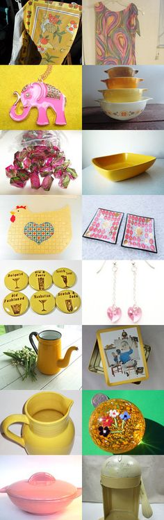 Throw Back Thursday Gratitude Treasury by Laurie on Etsy--Pinned+with+TreasuryPin.com