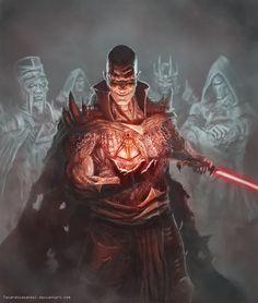 Darth Bane by Sebastian Horoszko