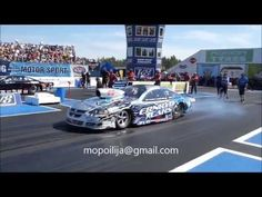 Fhra Nitro Nationals 2015 Pro Stock Slo-Mo 720p