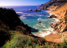 Big Sur shines brightest in the fall, when the forecast calls for clear, warm days and cool, starry nights.