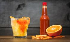 Hot sauce is a versatile way to add more flavor and kick to everyday foods. Because of this, it's pretty commonly used to add spice to everything from eggs, to Everyday Food, Orange Juice, Hot Sauce Bottles, Spicy, Cocktails, Canning, Foods, Pretty, Blog