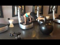 Power Plate Ab Workout