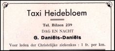 Advertentie Heidebloem
