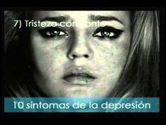Los 10 síntomas de la depresión - YouTube