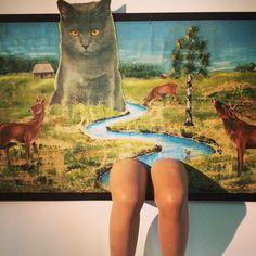 Ofelia z Bialego Dunajca #Hasior #conteporaryart pre #popart #surrealizm