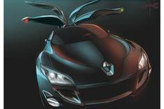 Renault Megane Coupe Concert