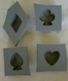 Cream Cheese Rubber Mint Molds Cards Spade Heart Diamond Clubs | eBay Cream Cheese Mints, Cant Help Falling In Love, Diamond Heart, Candy, Ebay, Weddings, Wedding, Sweets, Candy Bars