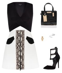 """""""Untitled #3769"""" by antonellac15 ❤ liked on Polyvore featuring Carven, Kendall + Kylie, River Island, Carvela Kurt Geiger, ASOS, Maison Margiela, women's clothing, women, female and woman"""