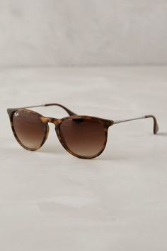 Ray-Ban Round Sunglasses Brown Motif All Eyewear