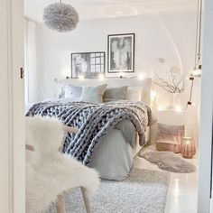 Cozy bedroom design cozy bedroom design cozy bedroom decor brilliant decor need this room in my Dream Rooms, Dream Bedroom, Home Decor Bedroom, Teen Bedroom, Light Bedroom, Bedroom Bed, Master Bedrooms, Bedroom Furniture, Furniture Plans