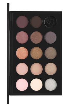 M·A·C 'Cool Neutral Times 15' Eyeshadow Palette ($160 Value) available at #Nordstrom
