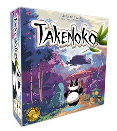 Takenoko Board Game - http://geekarmory.com/takenoko-board-game/