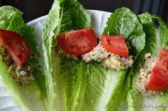 Avocado Lemon Sardine Salad