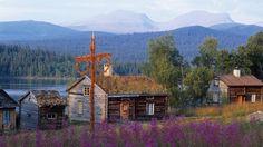 Sedish Lapland - vasterbotten