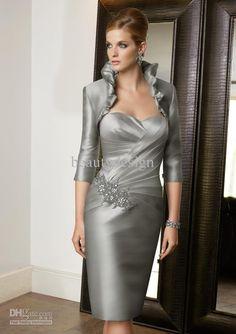 wow  Wholesale - 2011 New Style Beautiful Sleeveless Strapless Beading Satin Mermaid Prom Dress LFC035, Free shipping, $78.48-89.68/Piece, 1 piece/Lot | DHgate.com