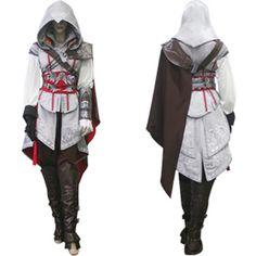Assassins Creed Ii Ezio For Women Costume