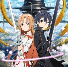 Finished season one of Sword Art Online, and it's hard not to continue on right now. I thought it was going to be just action and humor, but it's WAY more than that. I can't count the number of times I've almost cried while watching. It's a beautiful anime. One of the best.