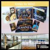 Guinness Storehouse Themed Prize Pack Giveaway Open to: Canada  Ending on: 04/24/2015