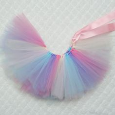 Tutu, Unicorn Birthday Tricolour Watercolour Tutu with a Splash of Bright Pink and a Sliver of Shimmer Gold- Baby, Girl, Adult Tutu Baby Girl First Birthday, Birthday Tutu, Unicorn Birthday, Unicorn Party, Diy Tutu, Tutus For Girls, Dresses Kids Girl, Girls Party Dress, Cake Smash Pictures