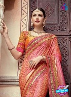 390d085ba5 20 Best Buy Online Wedding Sarees images | Saree wedding, Wedding ...