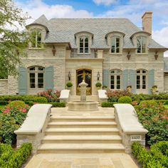 French curb appeal