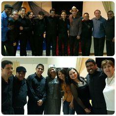 El #viernes @latertuliafm estuvo haciendo su espectáculo en el #CIVAC de #Cagua justo a @estebanojedaguitarra. #musica #music #VenezuelaGenuina #Venezuela