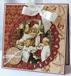Scraps of Life: Christmas Cards a la Graphic 45