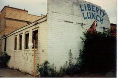 Liberty Lunch, Austin, TX    Had the best of times there dancing the night away.