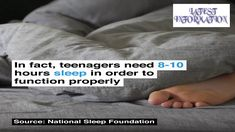 is why teenagers seem rude and selfish National Sleep Foundation, Self Design, Selfish, Science And Technology, Teenagers, Facts, Education, Youtube, Teen